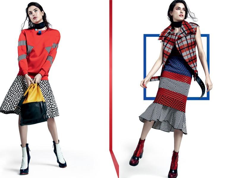 Vermelho, amarelo, azul klein... Abuse dos tons chocantes (Foto: Gil Inoue (Agência AN) - Edição de moda: Larissa Lucchese)