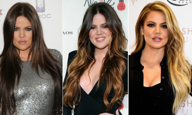 Colorista de Khloé Kardashian dá dicas para quem quer ficar loira (Foto: Getty Images)