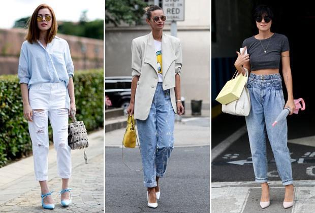 As calças mais curtas caem como uma luva em silhuetas mais longilíneas (Foto: Getty Images/Reprodução Instagram)