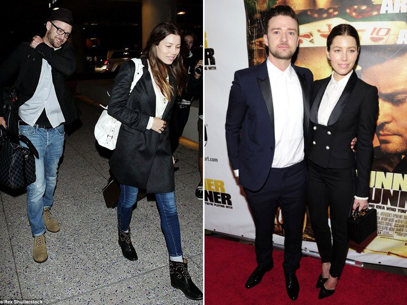 Coordenar looks vira moda entre casais de famosos