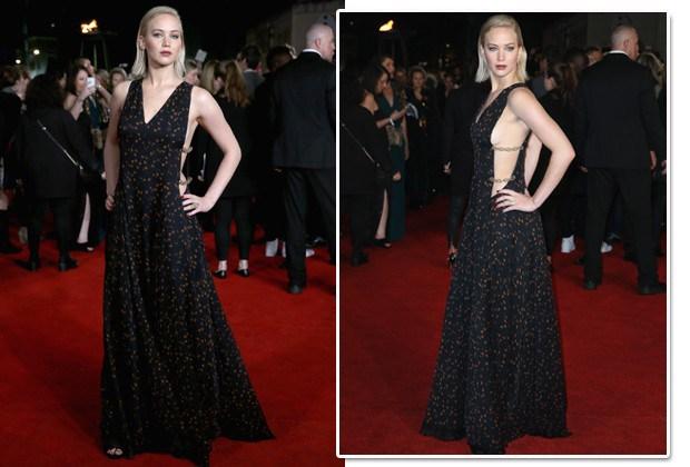 Vestido Christian Dior Couture (Foto: Getty Images)