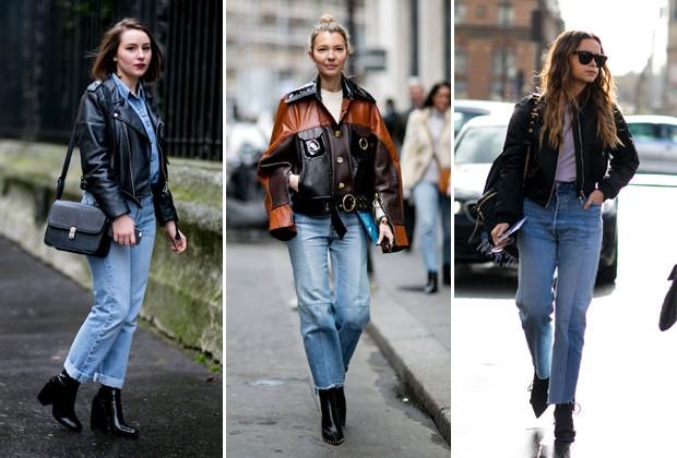 A jaqueta perfecto é combinação infalível para a