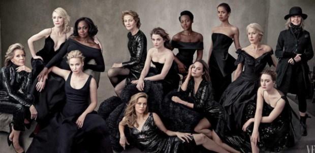 Revista traz as famosas mais influentes de Hollywood (Foto: Reprodução/Instagram)