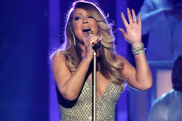 Mariah, please come to Brazil (Foto: Getty Images)