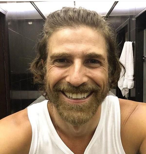 O ator Reynaldo Gianecchini (Foto: Reprodução / Instagram)
