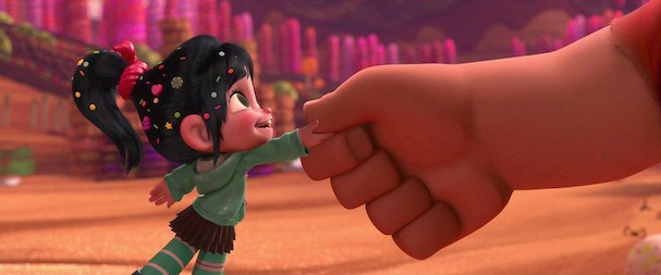 Você consegue adivinhar em qual personagem da Disney esse cabelo e essa maquiagem são inspirados?