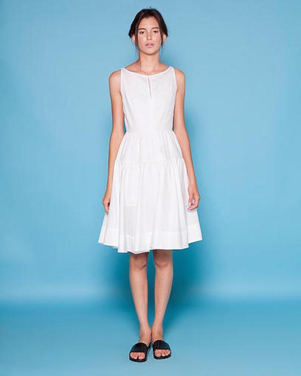 Modelo da loja Luisa Farani (Foto: Reprodução)