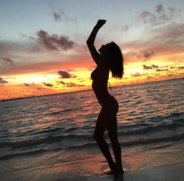 Alessandra Ambrosio (Foto: Reprodução/Instagram)