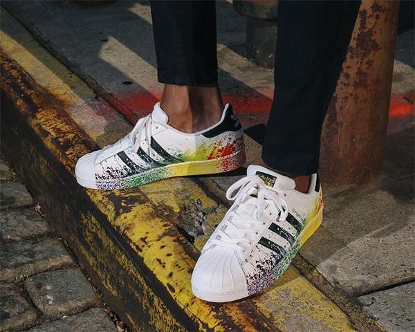 Adidas (Foto: Reprodução/Instagram)