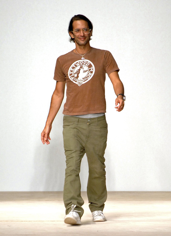 Marc na virada para versão fitness em 2007 (Foto: Getty Images)