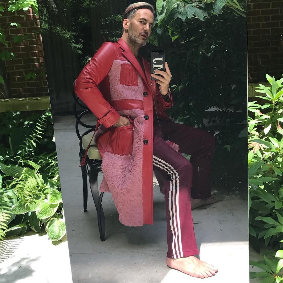 Marc veste Prada (Foto: Reprodução/Instagram)