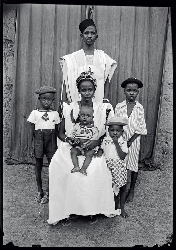 Highlights da mostra de Keïta, a ser inaugurada este mês no IMS (Foto: Seydou Keïta / Contemporary African Collection (Caac) - The Pigozzi Collection)