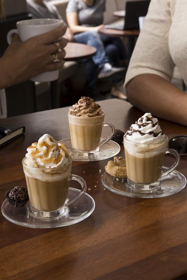 Starbucks renova cardápio com expresso de torta de banana e avelã (Foto: Divulgação)