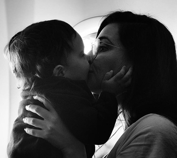 Tainá Muller e Martin (Foto: Reprodução/Instagram)