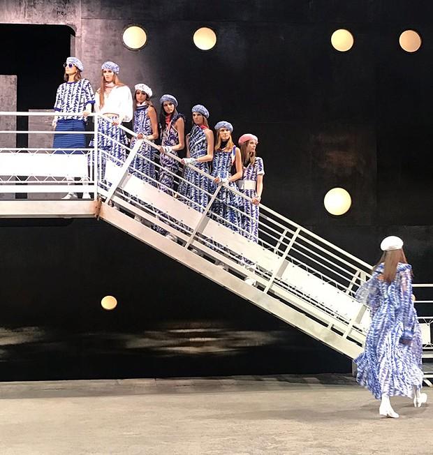 Desfile Cruise da Chanel (Foto: Laura Ancona)