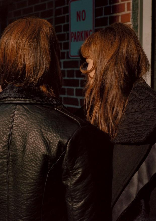 Jaqueta, casaco e vestidos, tudo Ellus (Foto: Zee Nunes)