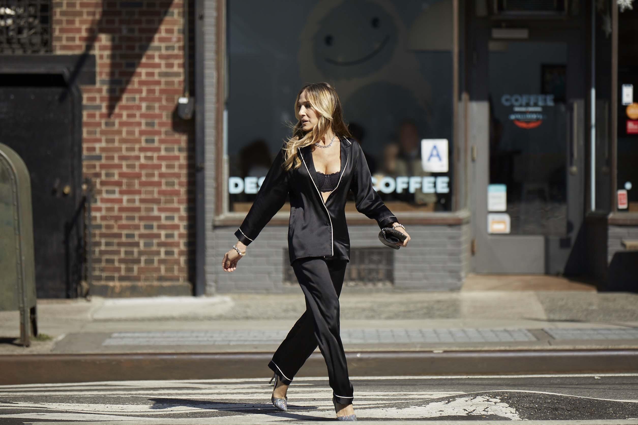 Sarah Jessica Parker é a nova estrela da Intimissimi (Foto: Divulgação)