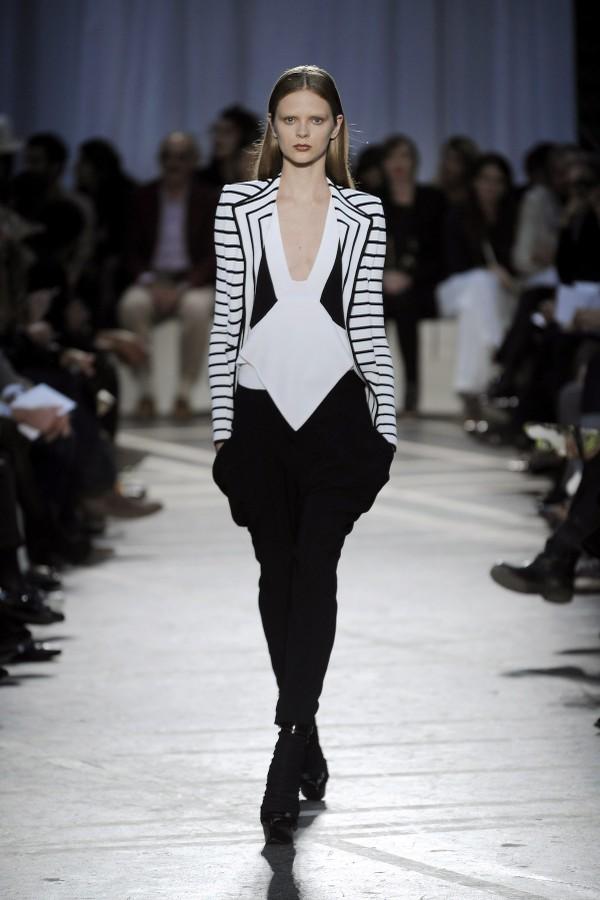 Givenchy - verão 2010 (Foto: Getty Images)
