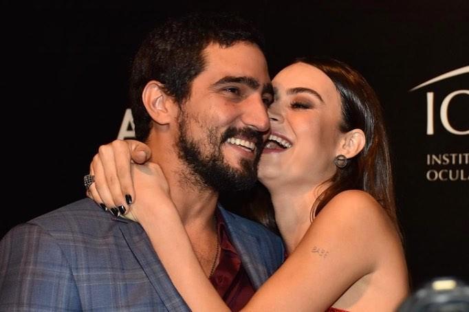Thaila Ayala e Renato Goes (Foto: Reprodução Instagram)