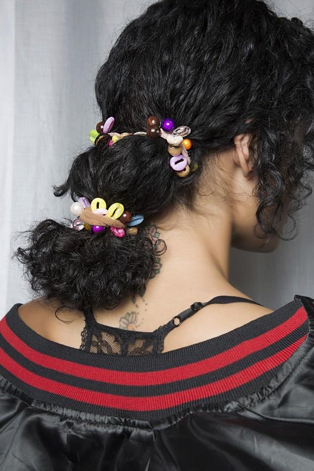 Xuxinhas no cabelo (Foto: Reprodução/Instagram)