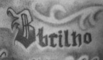 """Erro em tatuagem de Gabigol vira piada na internet: """"Tatuador era gago?"""" (Foto: Reprodução/ Instagram)"""