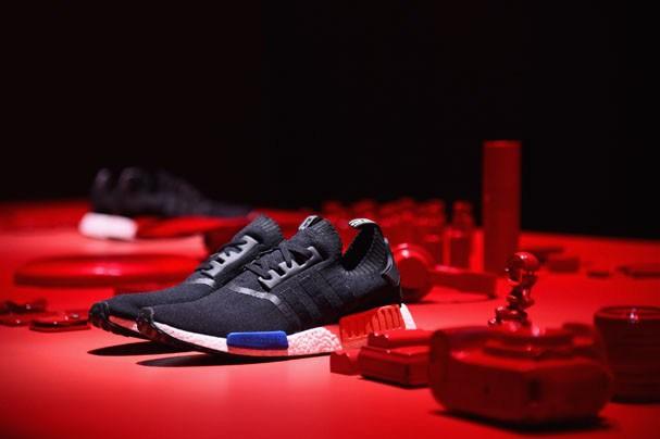 O NMD da Adidas é todo high tech (Foto: Divulgação)