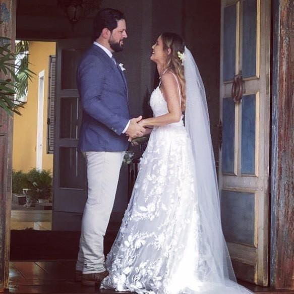 Sorocaba e Biah Rodrigues se casam (Foto: Reprodução Instagram)