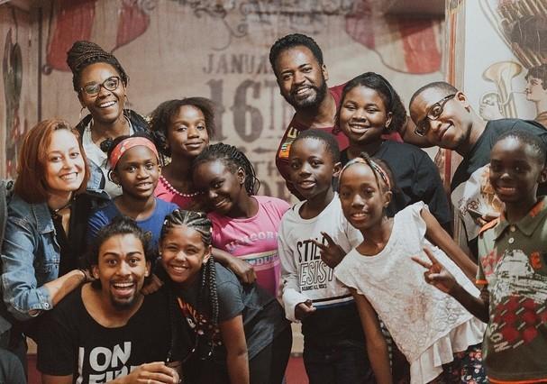Siyahamb' Musical de Natal estreia em São Paulo neste fim de semana (Foto: Reprodução/Instagram)