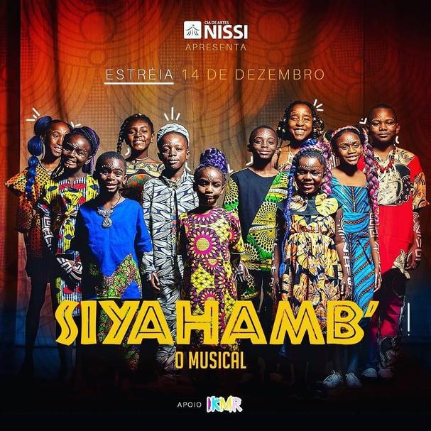 Siyahamb' Musical de Natal estreia em São Paulo neste fim de semana (Foto: Divulgação)