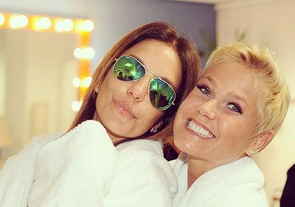 Xuxa e Ivete Sangalo (Foto: Instagram)